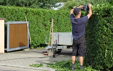 professional Brecon hedge cutting services