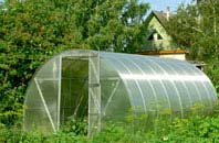 Brecon greenhouse installation